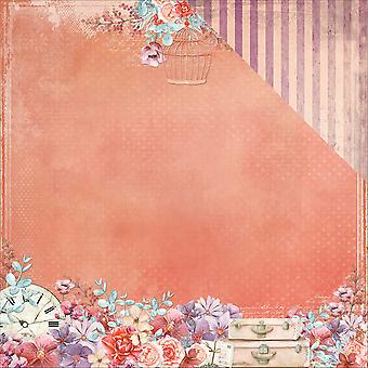 Heirloom Botanicals Double-Sided Cardstock 12