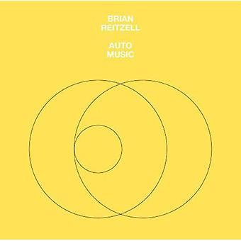 Brian Reitzell - Auto musik [Vinyl] USA import