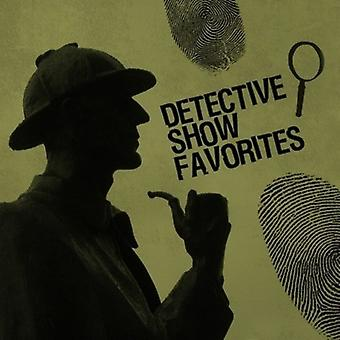 Detectives - Detective Show Favorites [CD] USA import