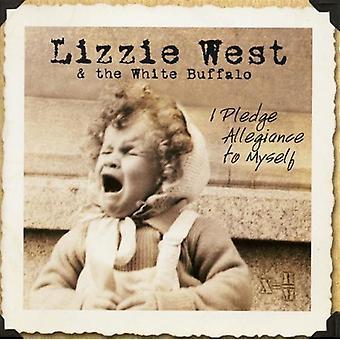 Lizzie West - jeg løfte troskab til mig selv [CD] USA importerer