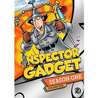 Inspector Gadget Vol. 1 [DVD] USA import