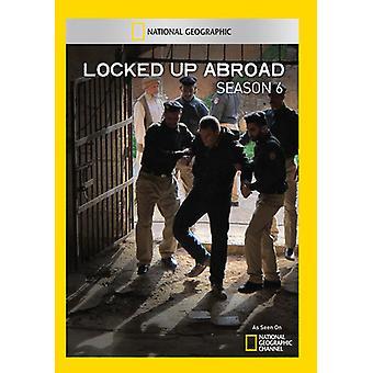 Locked Up Abroad: Season 6 [DVD] USA import
