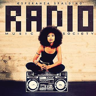 Esperanza Spalding - Radio Music Society [CD] USA import
