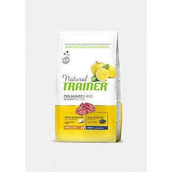 Trainer Natural  Small & Toy Buey y Arroz (Chiens , Nourriture , Croquettes)