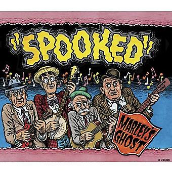 Marley's Ghost - Spooked [CD] USA import