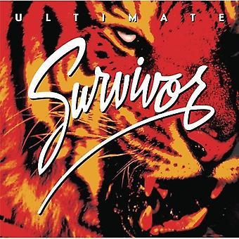 Survivor - Ultimate Survivor [CD] USA importieren
