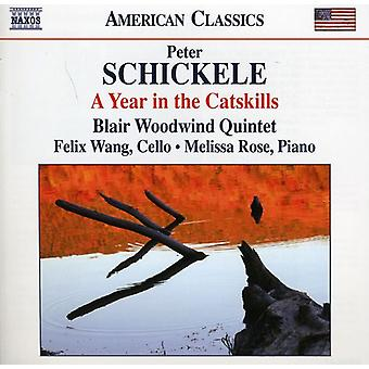 Schickele Peter - Peter Schickele: A Year in the Catskills [CD] USA import