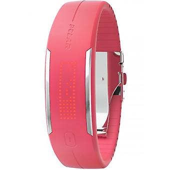 Polar Loop 2 Activity Tracker Aktivitätsarmband Pink