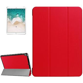 Premium Smart cover red case for Apple iPad Pro 10.5 2017