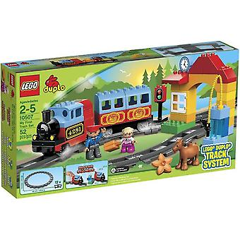 Lego 10507 My First Train Set (Toys , Constructions , Vehicles)