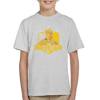 Mountain beskyttende tjenester Gregor Clegane Game Of Thrones børne T-Shirt
