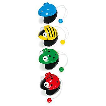 Legler Castanet  animals  (Toys , Educative And Creative , Music , Instruments)
