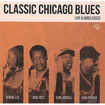 Lee, Bonnie / Holt, Nick / Primer, John - klassisk Chicago Blues [CD] USA import