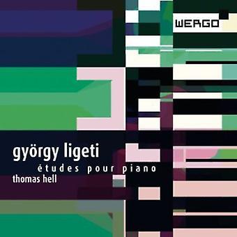 G. Ligeti - Gy Rgy Ligeti: Tudes Pour Piano [CD] USA import