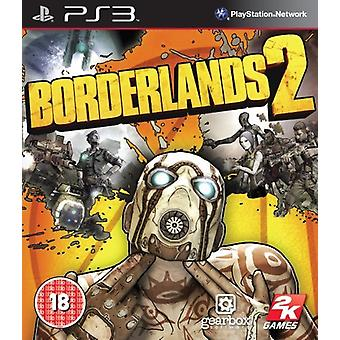 Borderlands 2 (PS3) (orkanen)