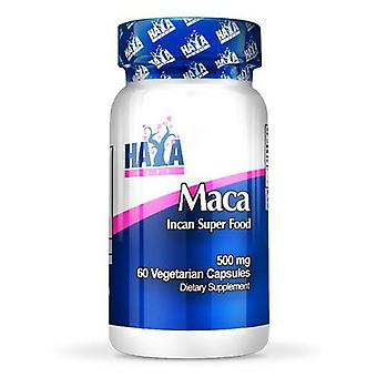 Haya Labs Maca 500mg. 60 V Capsules (Sport , Others)