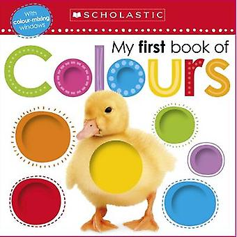 My First Book of Colours by Scholastic