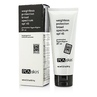 PCA Skin Weightless Protection Broad Spectrum SPF45 62.4g/2.2oz