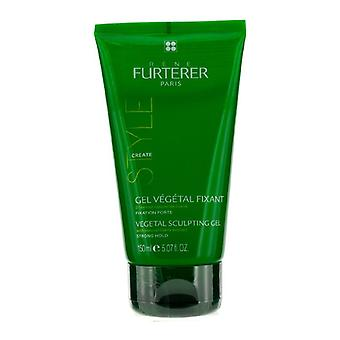 Rene Furterer vegetale stile creare Vegetal Sculpting Gel (tenuta forte) 150ml/5,07 oz