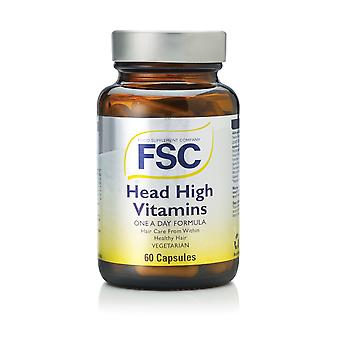 FSC, Head High Vitamins, 60 vegicaps