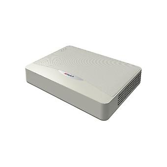 HiWatch HD DVR 8 channels, HDMI/VGA output up to 1080 p, H264 +