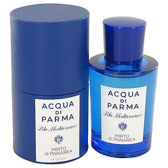 Acqua di Parma Blu Mediterraneo Mirto di Panarea Eau de Toilette 75ml EDT Spray