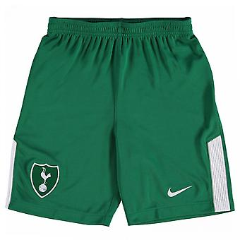 Spodenki bramkarskie Nike od 2017-2018 Tottenham (zielony) - dla dzieci