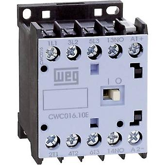 Contactor 1 pc(s) CWC016-10-30D24 WEG 3 makers 7.5