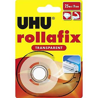 Tape Transparent (L x W) 25 m x 19 mm UHU 36965