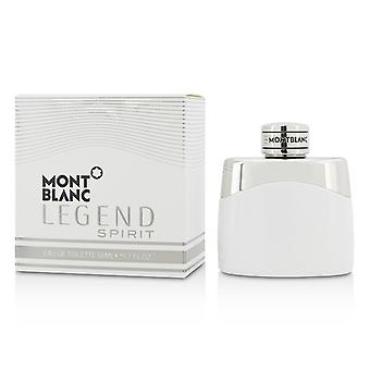 Montblanc Legend Spirit Eau De Toilette Spray 50ml/1.7oz