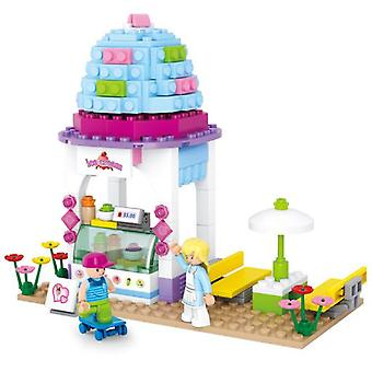 Sluban Dream Girls Heladería (Babies and Children , Toys , Constructions , Buildings)