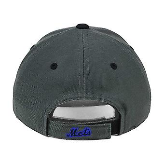 New York Mets MLB 47 Brand Kids MVP Two Tone Adjustable Hat