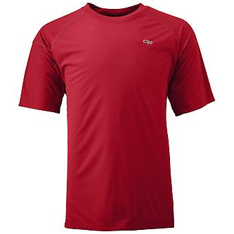 Outdoor Research Mens Echo Tee Comfortable for High-Exertion Activities
