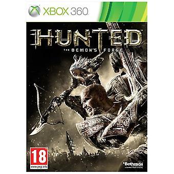 Gejagt von den Dämonen-Schmiede (Xbox 360)