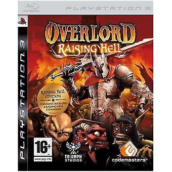 Overlord verhogen van hel (PS3)