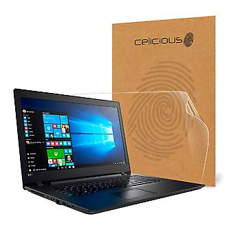 Celicious Impact Anti-Shock Shatterproof Screen Protector Film Compatible with Lenovo IdeaPad 110 17 (Non-Touch)