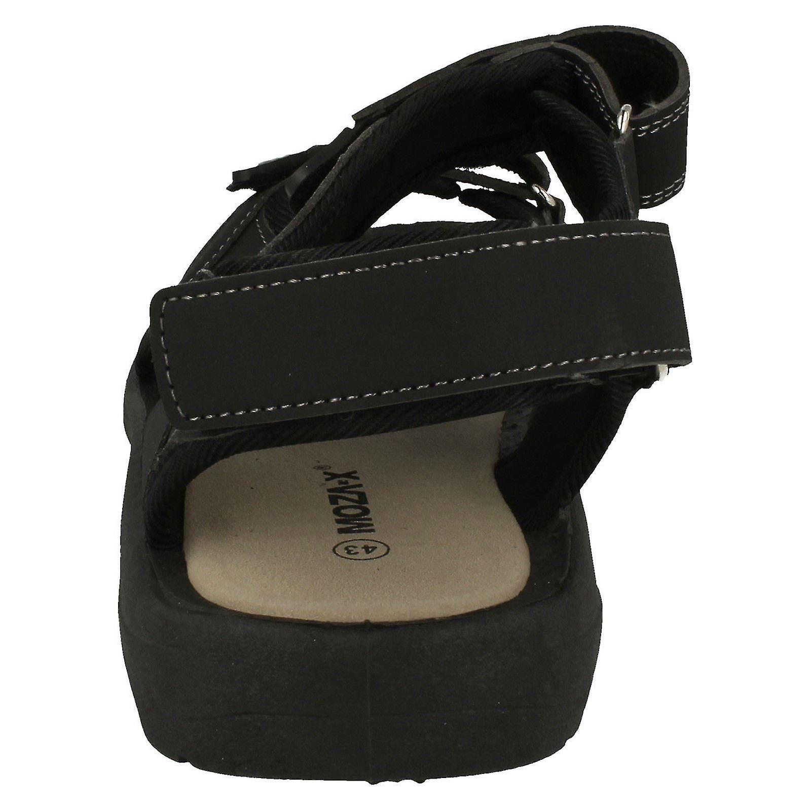 Men's Shoes Moza-x B217040 Mens Walking Sandals