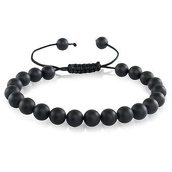 Schipper Agaat kralen armband gem steen armbanden 7246