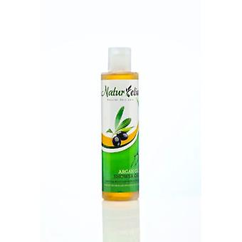 Shower Gel with olive oil and Argan oil 200ml.