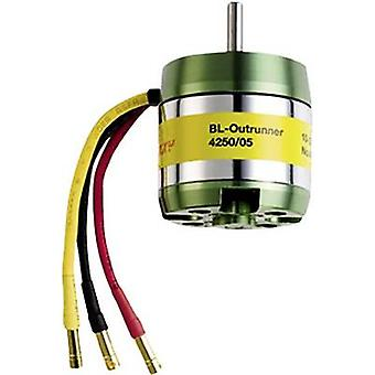 Model aircraft brushless motor BL Outrunner 4250-07 10-20 V ROXXY kV (RPM per