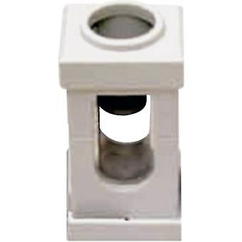 CellPack 131049 Screw terminal flexible: 1.5-10 mm² rigid: 1.5-10 mm² Number of pins: 1 1 pc(s) Grey