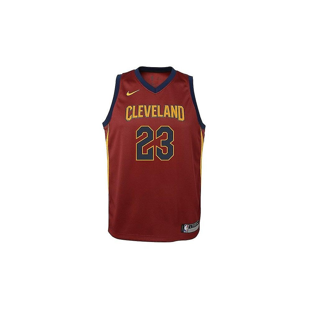 pretty nice fe9a4 bcf02 Nike Nba Cleveland Cavaliers Lebron James Youth Jersey - Icon Edition