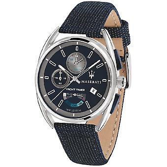 Maserati Herrenuhr Trimarano chronograph R8851132001