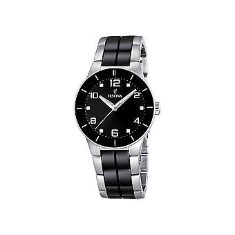 FESTINA - Damen Armbanduhr - F16531/2 - Ceramic - Trend