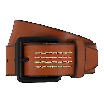 Ceintures pour hommes ceintures de Timberland en cuir jeans ceinture Cognac 7427