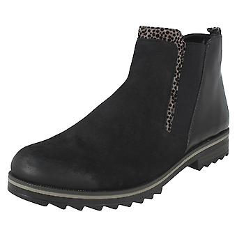 Ladies Remonte Ankle Boots R2280
