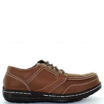 Hush Puppies HUSH Volley Victory Br Brown 6