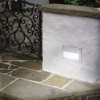 Eglo Zimba udvendige lavt niveau forsænket mursten væglys