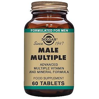 Solgar Male Multiple Complement 60 capsules
