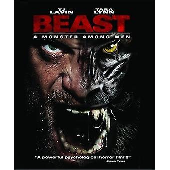 Beast: A Monster Among Men [Blu-ray] USA import